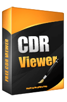 CDR (Corel Draw) Viewer